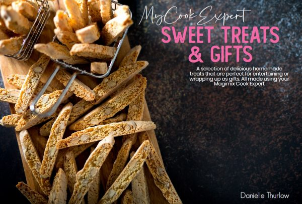 MyCookExpert Sweet Treats & Gifts Magimix Cook Expert Recipes