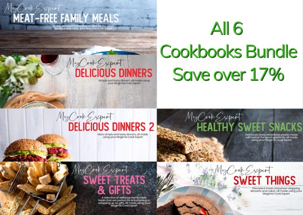 mycookexpert magimix cook expert cookbook recipes hint tips
